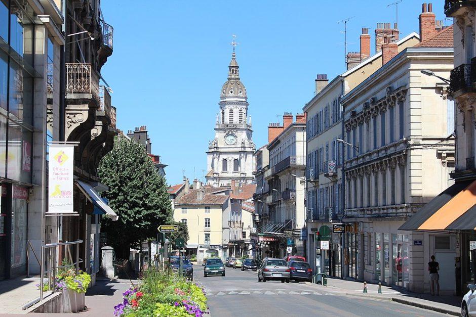 Crédit agricole Bourg en Bresse