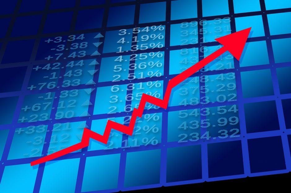 Fluctuations de la bourse