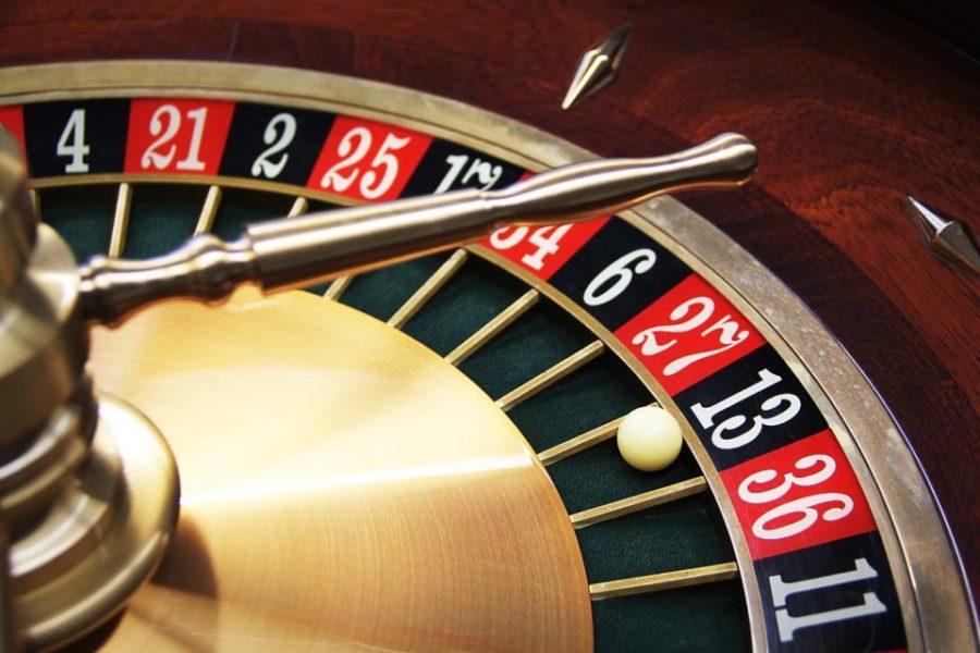 au casino