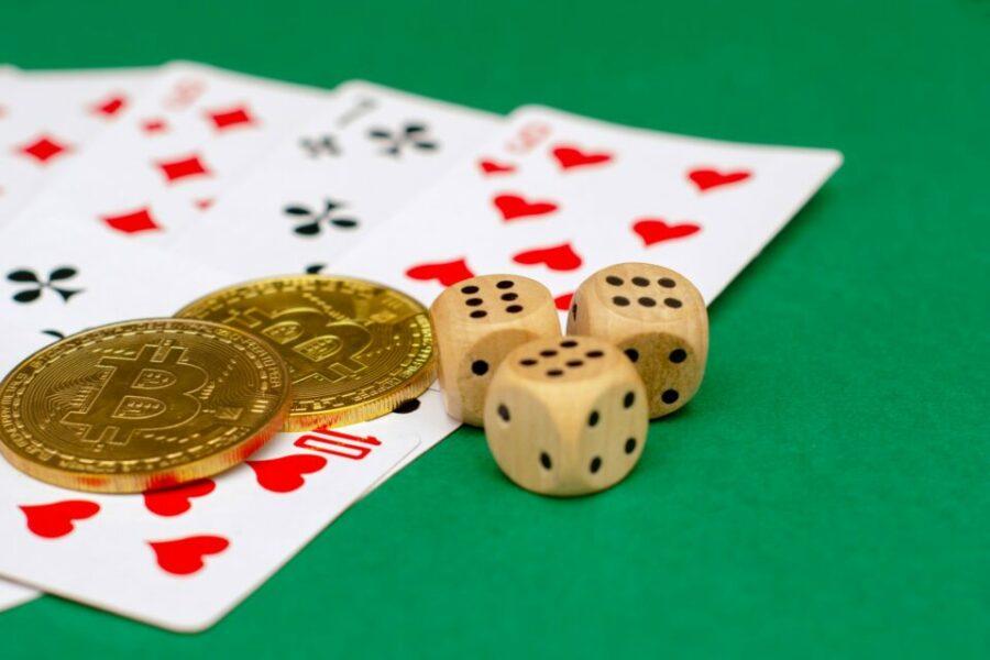cryptomonnaies casino en ligne